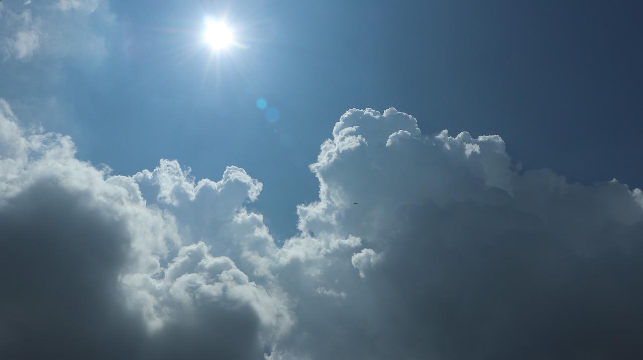 紫外線、太陽