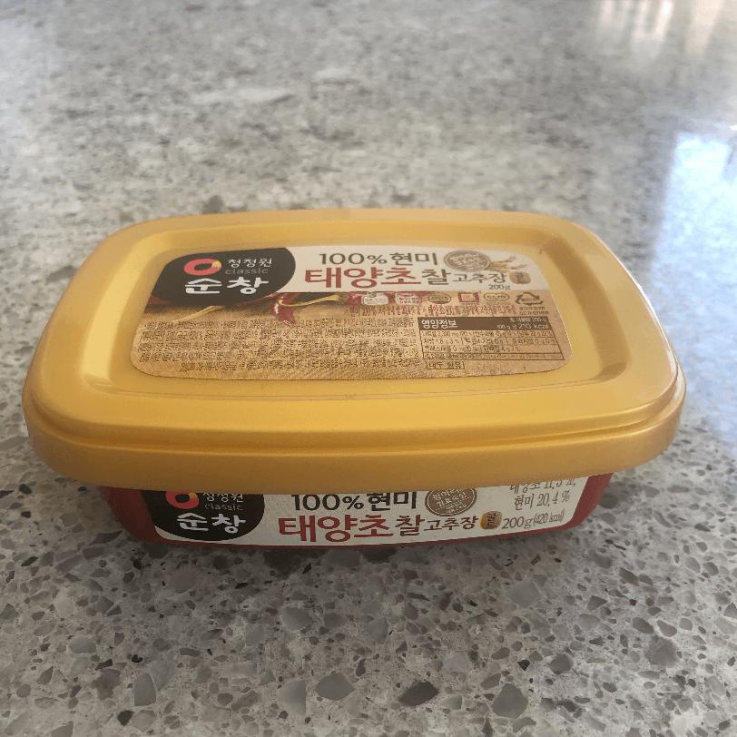 オーストラリア コチュジャン