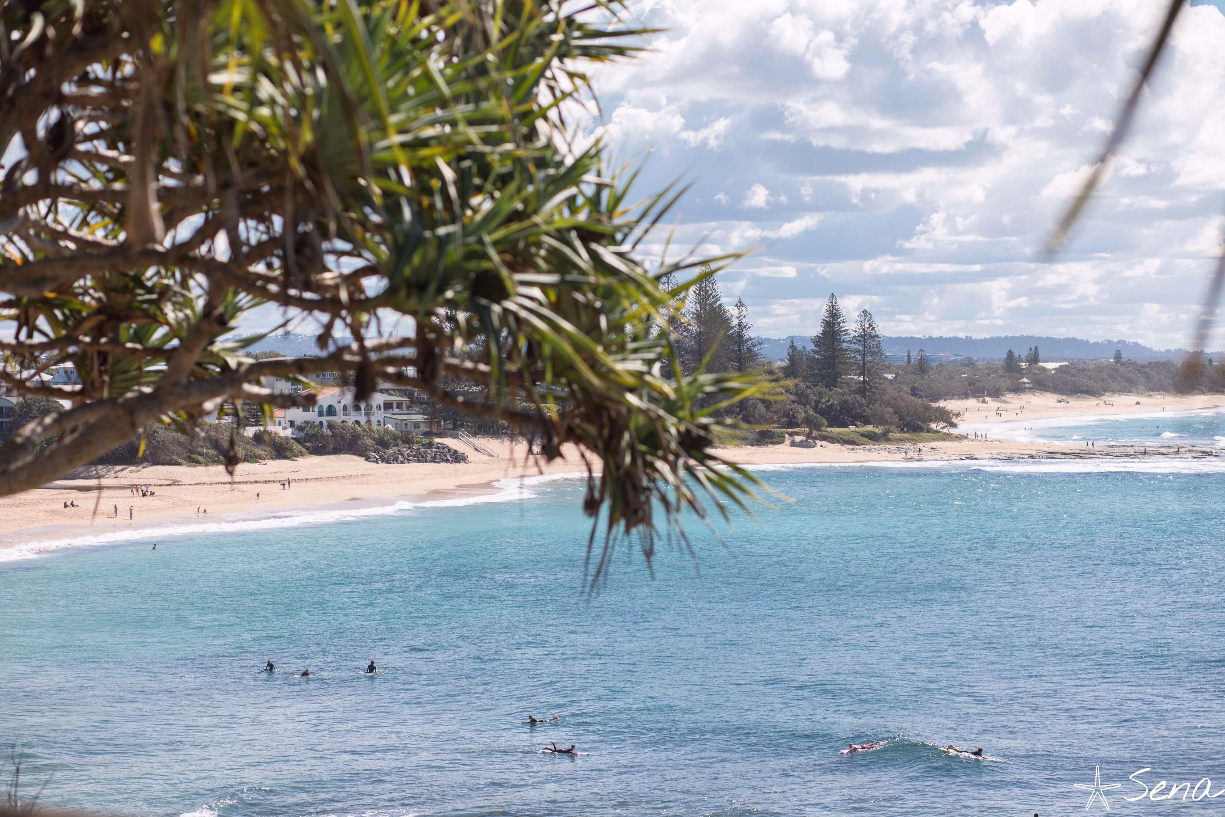 オーストラリア モファット ビーチ
