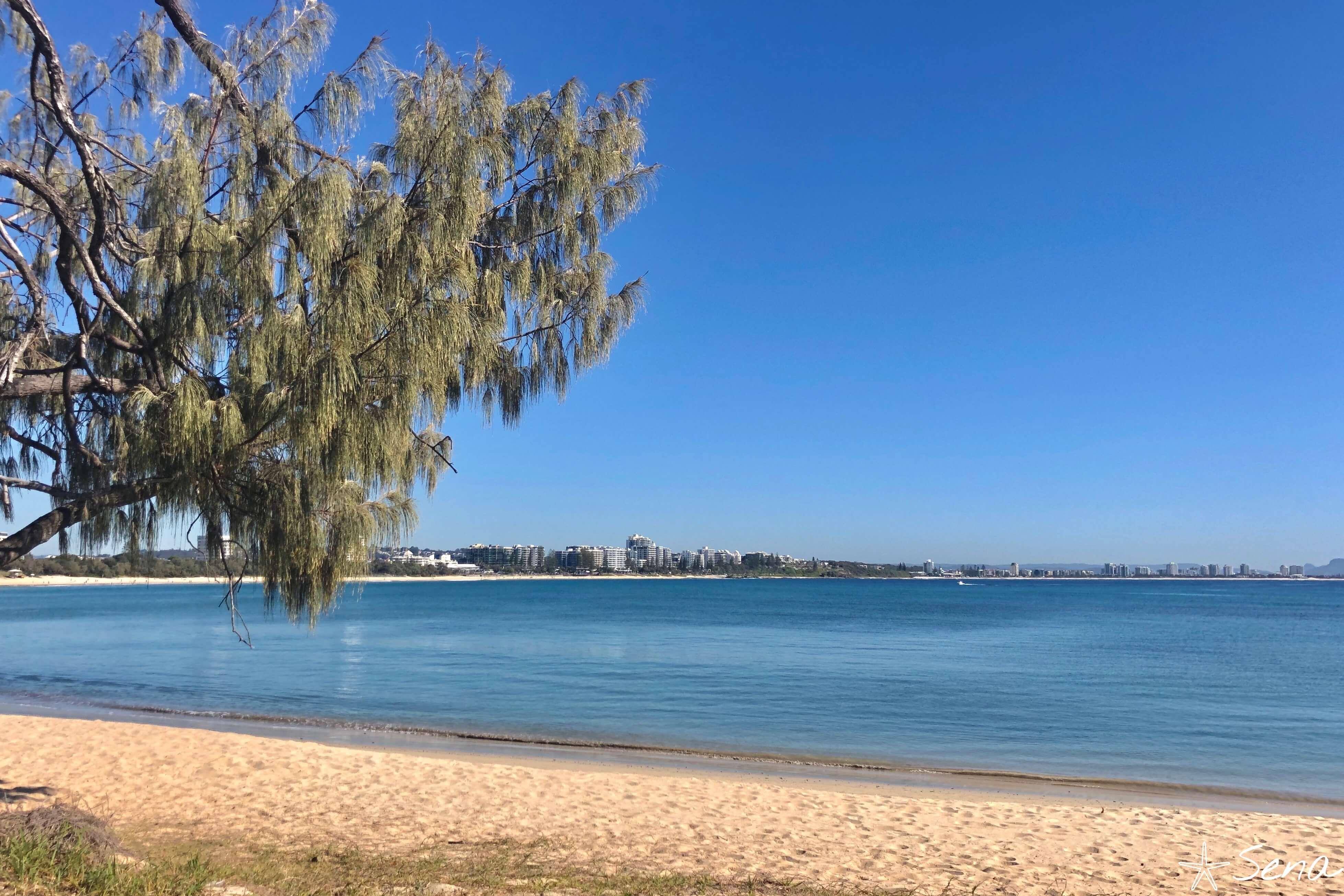 オーストラリア ムールーラバ ビーチ