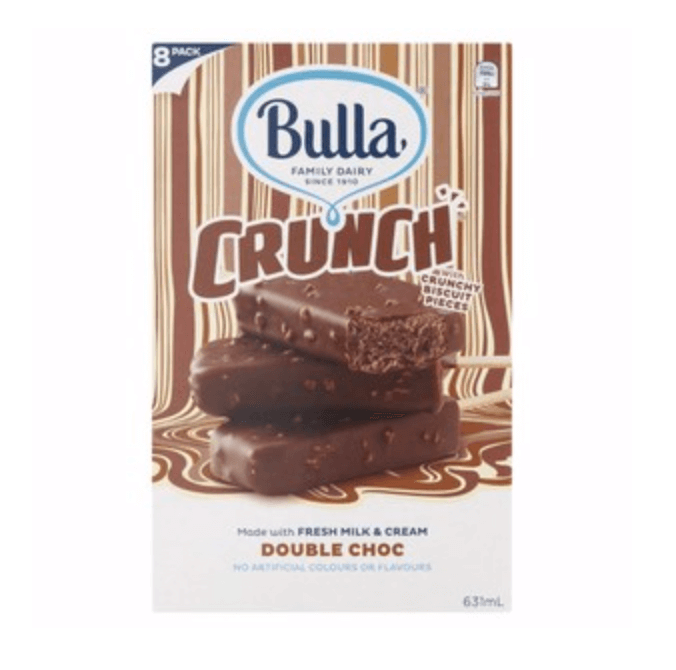 bulla アイス