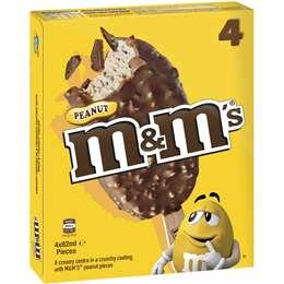m&m's アイス
