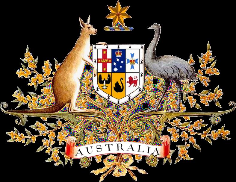 オーストラリア 国章
